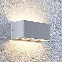 Lámpara de pared LED Lonisa, diseño purista
