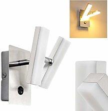 Lámpara de pared LED Sakami - Moderno Aplique de