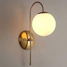 Lámpara de pared Nordic Vintage Industrial
