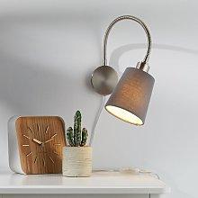 Lámpara de pared regulable Note