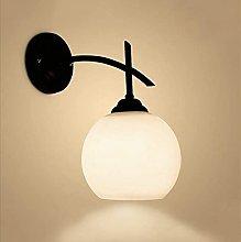 Lámpara de pared Retro Country Creativo