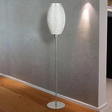 Lámpara de pie de diseño Flora, impresión 3D