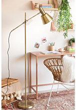 Lámpara de Pie Yulen Dorado Sklum