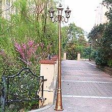 Lámpara De Poste De Césped Victoriana