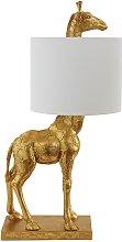 Lámpara de sobremesa Jirafa