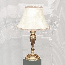 Lámpara de sobremesa VERSALLES de belleza clásica