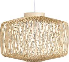 Lámpara de techo de bambú D.44