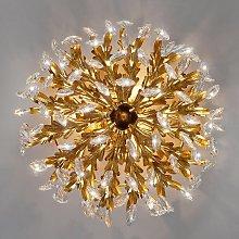 Lámpara de techo de cristal Guel