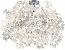lámpara de techo de lujo iluminación residencial