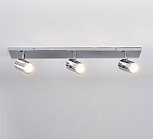 Lámpara de techoDejan con tres focos para baño