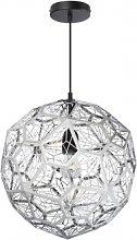 Lámpara de Techo Diamond Cromado Sklum