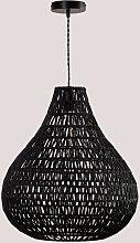 Lámpara de Techo en Papel Trenzado Nok Papel