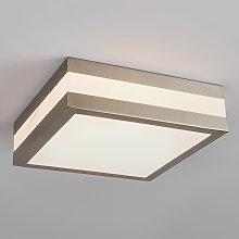 Lámpara de techo exterior cuadrada Hana