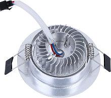 Lampara de techo LED con luz descendente de 9W,