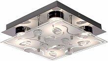 Lámpara de techo LED sala de estar iluminación