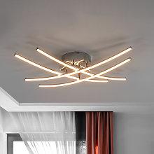 Lámpara de techo LED Yael para cocina y salón
