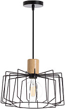 Lámpara de Techo Wielun 30x30x25cm 7hSevenOn Deco