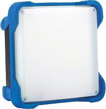 Lámpara de trabajo Cube m. función urgencia -
