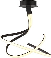 Lámpara doble forja NUR