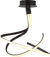 Lámpara doble regulable forja NUR