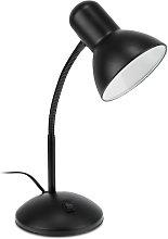 Lámpara Escritorio, Ajustable, Flexo Retro,