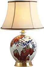 Lámpara Escritorio China Antigua Lámpara de mesa