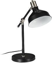 Lámpara Escritorio, Regulable, Rosca E27, Retro,
