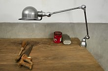 lámpara Jieldé Loft estilo vintage con agarradera