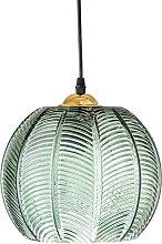 Lámpara Leaf, verde