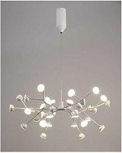 Lámpara led de gran potencia modelo ADN blanco