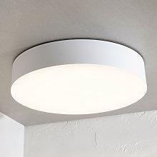 Lámpara LED de techo exterior Lyam, IP65, blanco