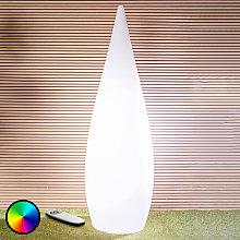 Lámpara LED decorativa exterior Mino jardín,