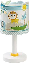 Lámpara mesa infantil Little Jungle, fluorescente