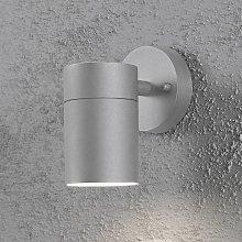 lámpara pared ext. New Modena 1 foco, gris