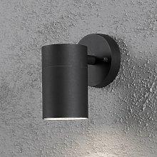 lámpara pared ext. New Modena 1 foco, negro