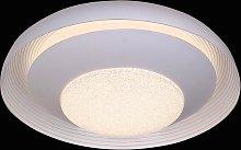 Lámpara plafón pequeño cristal ARI LED