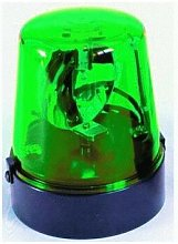 Lampara Policia Verde 220V EX-59V - Cebek