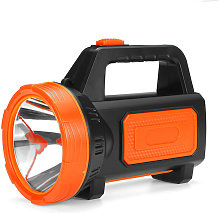 Lámpara recargable USB 6000mAh del foco de la
