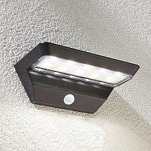 Lámpara solar Emilio con sensor y LED