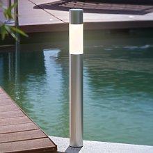 Lámpara solar LED moderna Pole Light