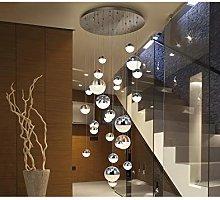 Lámpara Sphere de Gran Formato 27 Luces LED,
