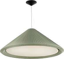 Lámpara verde oliva 130 cm diámetro HUE IN