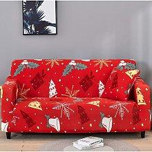 Langray - Funda de sofá navideña 1 2 3 Fundas de