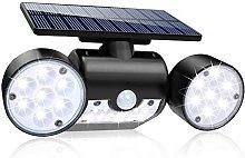 Langray - Lámpara solar de Detector de movimiento