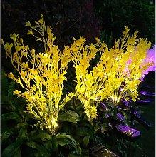 Langray - Lámpara solar Lámpara de luz solar LED