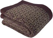 Lanza Silvi - Manta - para el sofa, la cama, la