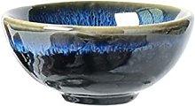 LANZHI Retro Japonés Sake Set de cerámica Flagon