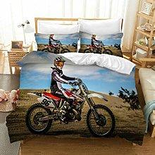 Las camas cuentan con edredón y funda de almohada