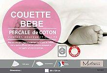 laurentmortreux - Edredón para bebé (algodón