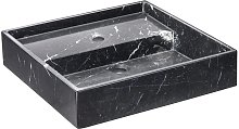 Lavabo mármol marquina Container COSMIC